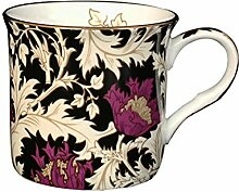 Becher Kaffeehaferl Enamel-Schale keramische Kaffeetassen-in heißem Getränk Kaffeehaferl Kaffee-Cappuccino-Schalen (Art1)