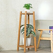 Blumen Regale Holz Blumenregal aus, Blumen Regale , dekoratives Design, Garten/Terrasse ( größe : 30*30*90cm )