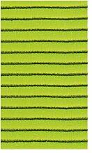 Bodenbelag Floor comfort Weichschaum Badematte Matte lemon 65 breit apfelgrün Meterware