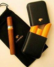 Cohiba Zigarrenetui Leder 3er