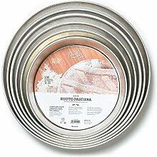 Decora 0060820Backform für Pastiera Metall, 27 x 27 x 3,7 cm