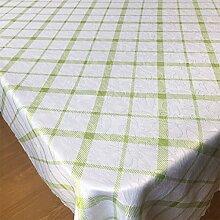 Der Stil Der Garten Tischdecke,Kaffee Tuch Handtuch Mit Handtuch,Staubabdeckung Außenhandel Frische Tischmatte Quadratisches Tischtuch-M 140x90cm(55x35inch)