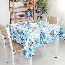 Der Stil Garten Tischdecke,Tisch Tuch Rechteckigen Tisch Tuch,Untersetzer-N 80x130cm(31x51inch)
