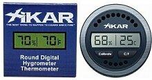 Digitales Hygrometer rund (832XI)