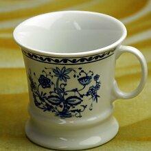 ESCHENBACH 13503806748897 Romantika Kaffeehaferl, Porzellan, zwiebelmuster