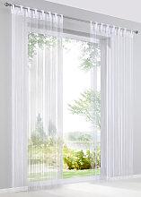 Fadenvorhang (1er-Pack), weiß