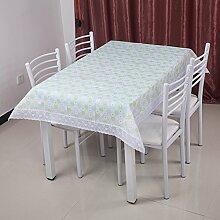Garten-Tischdecke/Einweg-Kunststoff-Folien für die Imprägnierung/Tischdecken/PVCTischdecke decke/ Öl-Mat-A 137x183cm(54x72inch)