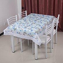 Garten-Tischdecke/Einweg-Kunststoff-Folien für die Imprägnierung/Tischdecken/PVCTischdecke decke/ Öl-Mat-D 152x152cm(60x60inch)