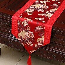 Garten Tischl?ufer/Tischdecken/Tischdecke decke/Bett Renner/Tischdecke decke/ langer Tisch/Tischdecke decke/Abdeckung Tuch-E 33x300cm(13x118inch)