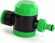 Gazechimp Automatisch Mechanische Bewässerungsuhr Wasserzeitschaltuhr Garten Bewässern Timer Controller