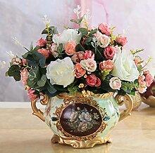 HA@GAO, Zuhause Hochzeit Garten Dekoration,Lieferinhalt:Enthält eine Flasche-30x30cmcm