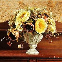 HA@GAO, Zuhause Hochzeit Garten Dekoration,Lieferinhalt:Enthält eine Flasche-52x33cm