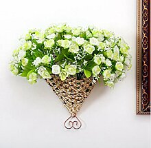 HA@GAO, Zuhause Hochzeit Garten Dekoration,Lieferinhalt:Enthält eine Flasche-45x30cm