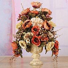 HA@GAO, Zuhause Hochzeit Garten Dekoration,Lieferinhalt:Enthält eine Flasche-45x47cm