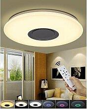 Handy APP-Fernbedienung LED Runden Deckenlampe Wandlampe Deckenbeleuchtung Deckenleuchten warmweiß kaltweiß neutralweiß mit Fernbedienung dimmbar
