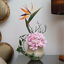 Hochzeit Dekoration DIY Home Garten Künstliche Blumen?Emulation Blume Uniteds,)