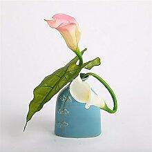 Hochzeit Dekoration DIY Home Garten Künstliche Blumen?Emulation Blume, der Tramp von Lin klein