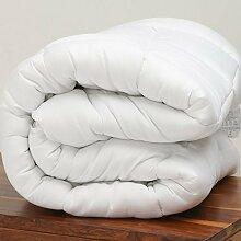 Kensingtons Bettdecke, Mikrofaser, Daunengefühl, für Doppelbett, Wärmerückhaltevermögen Tog 10,5