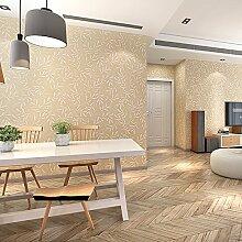 KHSKX-Garten - Tapete, Schlafzimmer, Studieren, Wohnzimmer, Tv Hintergrund, Tapeten, Einen Modernen Warmen Tapete, 10 * 0.53M,Ein