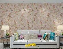 KHSKX-Garten - Vlies Tapete, Tv Hintergrund Wall, Wall Paper, Wohnzimmer, Schlafzimmer, The Wallpaper, 10 * 0.53M,D