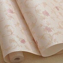 KHSKX Süße Garten Blume Shop Tapeten getuftet Vliesstoff Wohnzimmer Schlafzimmer Tapeten
