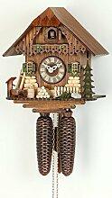 LFNRR Wohnzimmer Garten Holz- Kuckucksuhr Wanduhr Schöne Dekoration