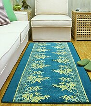 LIXIONG Teppiche, Fußmatten, Eingangsteppiche, Bettdecken, Bodenbelag Fenster Treppen Teppich, 120 * 60cm Rutschfester Fußpolster ( Farbe : C , größe : 120*60cm )