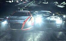 Need for Speed Shift 2 Unleashed 22x14 inch / 56x35 cm Plastic Poster Kunststoff Plakat Wasserdicht | Anti-Fade | Kann auf den Außenbereich/Garten/Badezimmer BTJ-83E3/825B