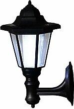 Outdoor Solar Power LED Landschaft Garten Yard Laterne Lampe Licht - Weiß, 28 * 16cm
