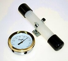 Premium Upgrade. Angelo de Luxe Befeuchter und Hygrometer inkl. Lifestyle-Ambiente Tastingbogen