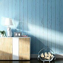 Reyqing Mediterrane Tapete, Schlafzimmer, Wohnzimmer, Hintergrund, Wand, Tapete, Aquamarin, Wallpaper Nur