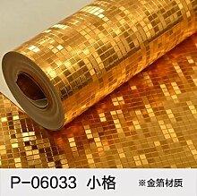 Reyqing Schlafzimmer, Wohnzimmer, Tv-Hintergrund, Wand, Tapete, Mit Goldenen Mosaiken, Tapeten Nur