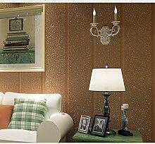 Reyqing Vertikale Streifen Wohnzimmer, Schlafzimmer, Tv Hintergrund, Wand, Tapete, Retro Rot Braun, Tapeten Nur