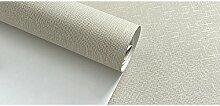reyqing Vliestapete Tapete Farbe Monochrome, einfach modern 227108grau, Tapete nur