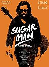 Searching for Sugar Man 24x33 inch / 60x82 cm Plastic Poster Kunststoff Plakat Wasserdicht | Anti-Fade | Kann auf den Außenbereich/Garten/Badezimmer 5TJ-A3E1/B43F