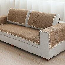 Stil der Garten Sofakissen/ vier Jahreszeiten Wohnzimmer Sofa Handtuch/ Sofa/ einfache und moderne Sofa abdecken-D 70x210cm(28x83inch)