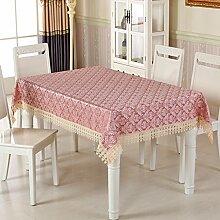 TRE Garten frische Nachttisch Tuch/ Sofa zurück Handtuch/ arm Handtuch/ kleine Tischdecke/ Möbel und Geräte überdachte Handtuch-A 50x50cm(20x20inch)