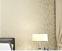 wallpaper/3D Skulptur Garten Tapete/Vliestapete Wohnzimmer Schlafzimmer-E