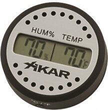 Xikar Digital Hygrometer rund neues Modell