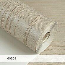 ZPXLGW Streifen Tapete Wohnzimmer 3d Relief Vliesstoffe Tapeten Schlafzimmer Einfach Und Modern Schlicht Tapete,60506