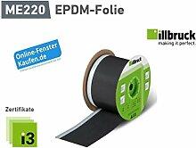 (2,74 €/m) illbruck ME220 EPDM-Folie 200mmx0,75 mm 1SK, Rolle 25 mtr.