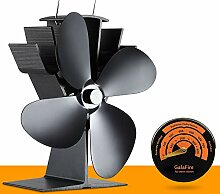 [2 Jahre Garantie] Kaminofen Ventilator