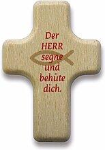 °°2551 Handkreuz aus Holz Handschmeichler (Der