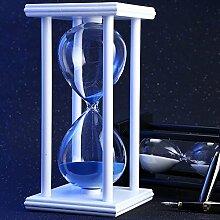 ?30 Minuten Sanduhr Retro Holz Sand Zeitschaltuhr