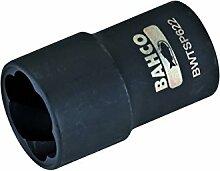 'Bahco bwtsp622Abgerundete Becher für Muttern 1/222mm