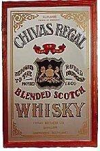 'Chivas Regal' Markenlogo kleinen Spiegel