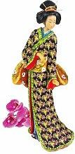 'Interpret Design Toscano ny34002Japanische Geisha geigi Statue