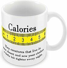 'Kalorien' Tasse–Funny Definition