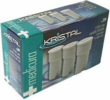 'Medicura' 3 x Filterkartuschen für Wasserfilter