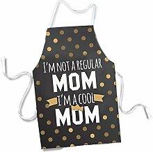 'Schürze Geschenkidee Muttertag Cool MOM